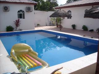 Beautiful Villa with Television and Washing Machine - Bakau vacation rentals