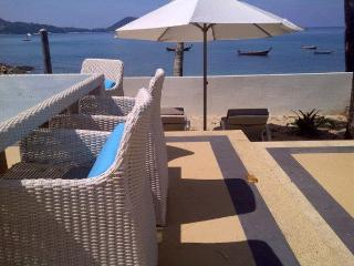 Beach front private villa with direct beach access - Patong vacation rentals