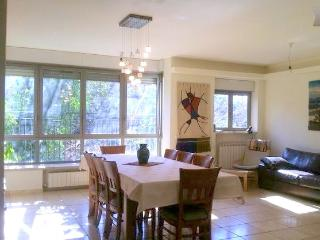 Designer 2 BR in German Colony near  Emek Refaim - Jerusalem vacation rentals