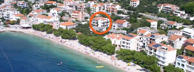 Bright Condo with Internet Access and A/C - Tucepi vacation rentals
