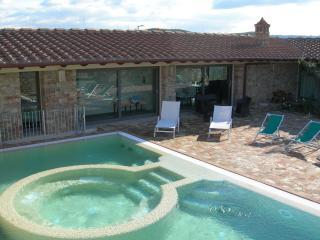 Villa la Tabaccaia - Montaione vacation rentals