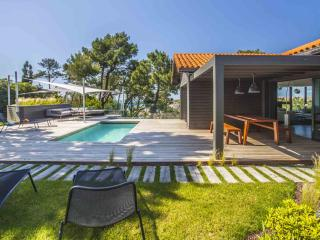 Modern Design Villa w/ Heated Pool & Ocean views - Biarritz vacation rentals