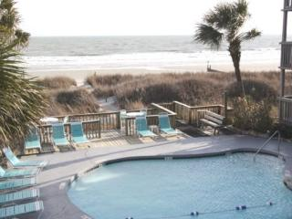 Awesome 2Br/2Bath Condo Overlooking Pool, Sand Dunes, Beach and Ocean ! - North Myrtle Beach vacation rentals