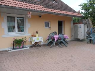 gîte les lilas 64m² 5 pêrs tout confort - Haut-Rhin vacation rentals