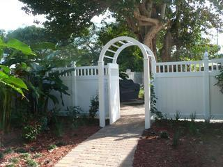 Arbor entrygateway entry - Rio Vista pool home - Fort Lauderdale - rentals