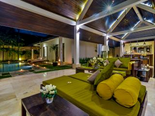 MODERN CONTEMPORARY 2 BED VILLA IN PETITENGET AREA - Seminyak vacation rentals