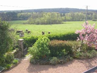 Self Catering Gite in Burgundy - Saint Leger Vauban vacation rentals