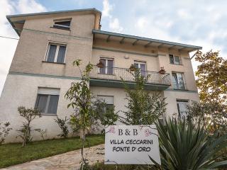 Cozy 3 bedroom Bed and Breakfast in Montefalco - Montefalco vacation rentals