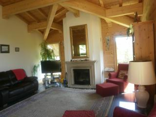 Comfortable 3 bedroom Chalet in La Cote-d'Arbroz - La Cote-d'Arbroz vacation rentals