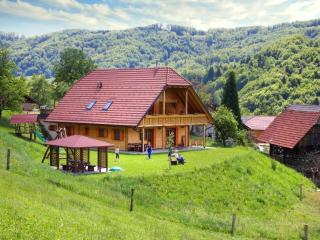 Nice Farmhouse Barn with Internet Access and Balcony - Lasko vacation rentals