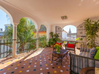 Casa Palacio San Jose I-Grand Palace in Seville - El Rubio vacation rentals