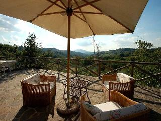Secluded house with private pool 70 kms from Rome - Poggio Mirteto vacation rentals