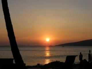 1BR oceanfront condos - Kihei Sands on Sugar Beach - Kihei vacation rentals