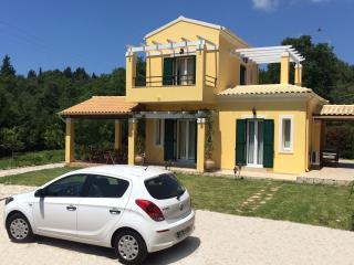 Gorgeous Villa with A/C and Satellite Or Cable TV - Gouvia vacation rentals
