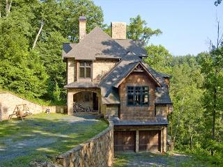 New River Lodge - Sleeps up to 12 - New River Frontage - 4 Fireplaces - West Jefferson vacation rentals