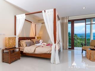 Romantic hillside villa stunning views C4 - Koh Samui vacation rentals