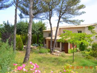 Super Family Mas Provençal for 12 with Pool - Mimet vacation rentals