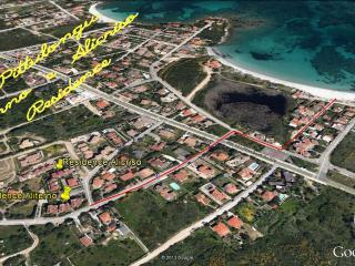 Bilocale 2/4 posti letto Pittulongu,350m mare - Golfo Aranci vacation rentals