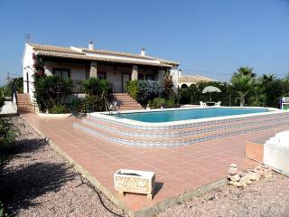 Stunning villa private pool air-con fabulous views - Catral vacation rentals