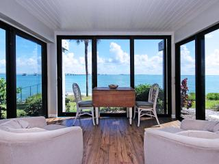 Waterfront ground level suite - Amazing water views!  Boat docking, tennis, two pools... - Sanibel Island vacation rentals