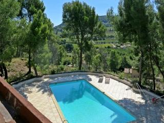 Maison Latche, sleeps up to 8, prvate pool. - La Cadiere d'Azur vacation rentals