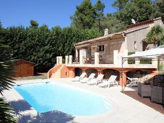 Lovely 4 bedroom La Roquebrussanne Villa with Television - La Roquebrussanne vacation rentals