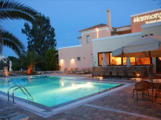Harmony Hotel Apartments Maisonette DANAE 4-8 pers - Longos vacation rentals