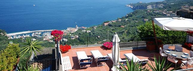 4 bedroom Villa in S.Maria Annunziata, Costa Sorrentina, Amalfi Coast, Italy - Image 1 - Ponticelli - rentals