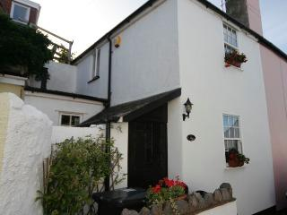 Beautiful 1 bedroom Shaldon Cottage with Internet Access - Shaldon vacation rentals