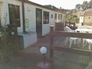 Nice Caravan/mobile home with Deck and Internet Access - Iznate vacation rentals