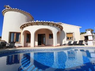 MJ00075 Beautiful 3 Bed Villa - Benitachell vacation rentals