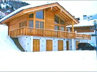 5 bedroom Chalet with Internet Access in Veysonnaz - Veysonnaz vacation rentals