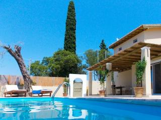 Perfect Villa with Internet Access and A/C - Gastouri vacation rentals