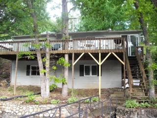 10 Mile Marker Lake Cabin with main channel view - Sunrise Beach vacation rentals