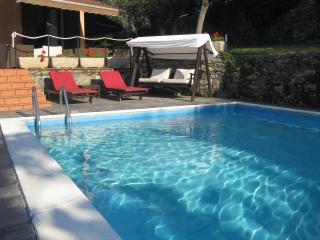 appartamento in villa sul Golfo Paradiso - Recco vacation rentals