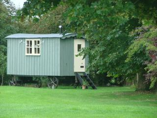Romantic Shepherds hut with Parking and Fireplace - Burnham-On-Sea vacation rentals