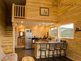Cozy Cabin with Internet Access and Dishwasher - Dubois vacation rentals