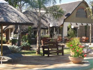 Perfect Lodge with Internet Access and A/C - Grootfontein vacation rentals