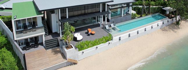 BEACH FRONT 4 BED LUXURY VILLA  IN KAMALA - Kamala vacation rentals