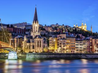 Appartement avec balcon sur quai de saône - Lyon vacation rentals