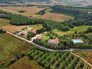 Apartment in Farmhouse ( Lilla 2+2 ) province of Pisa, Volterra, San Gimignano - Volterra vacation rentals