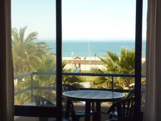 Algarve beach, terrace&BBQ - Quarteira vacation rentals
