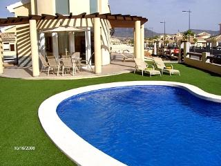 Perfect 3 bedroom La Tercia Villa with A/C - La Tercia vacation rentals