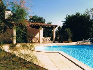 Lovely Farmhouse Barn with Internet Access and Tennis Court - Moissac vacation rentals