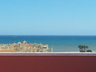 Lovely 1 bedroom Roquetas de Mar Penthouse with A/C - Roquetas de Mar vacation rentals