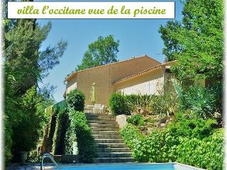 Nice Villa with Internet Access and A/C - Poujols vacation rentals