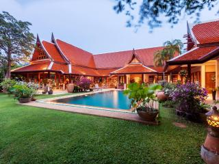 Luxury 8 BR Thai Style Villa Private Pond & Park - Rawai vacation rentals
