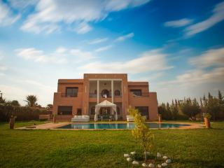 4 bedroom Villa with A/C in Marrakech - Marrakech vacation rentals