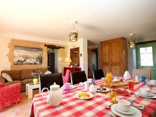 Grande suite Familiale 2-5 Personnes - Saint-Avit-Senieur vacation rentals