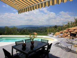 6039 Provence villa with magnificent views - Montauroux vacation rentals